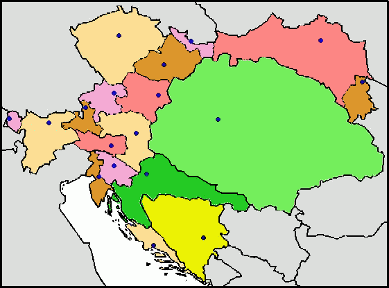 FileAustriahungary Blankpng Wikimedia Commons - Hungary blank map