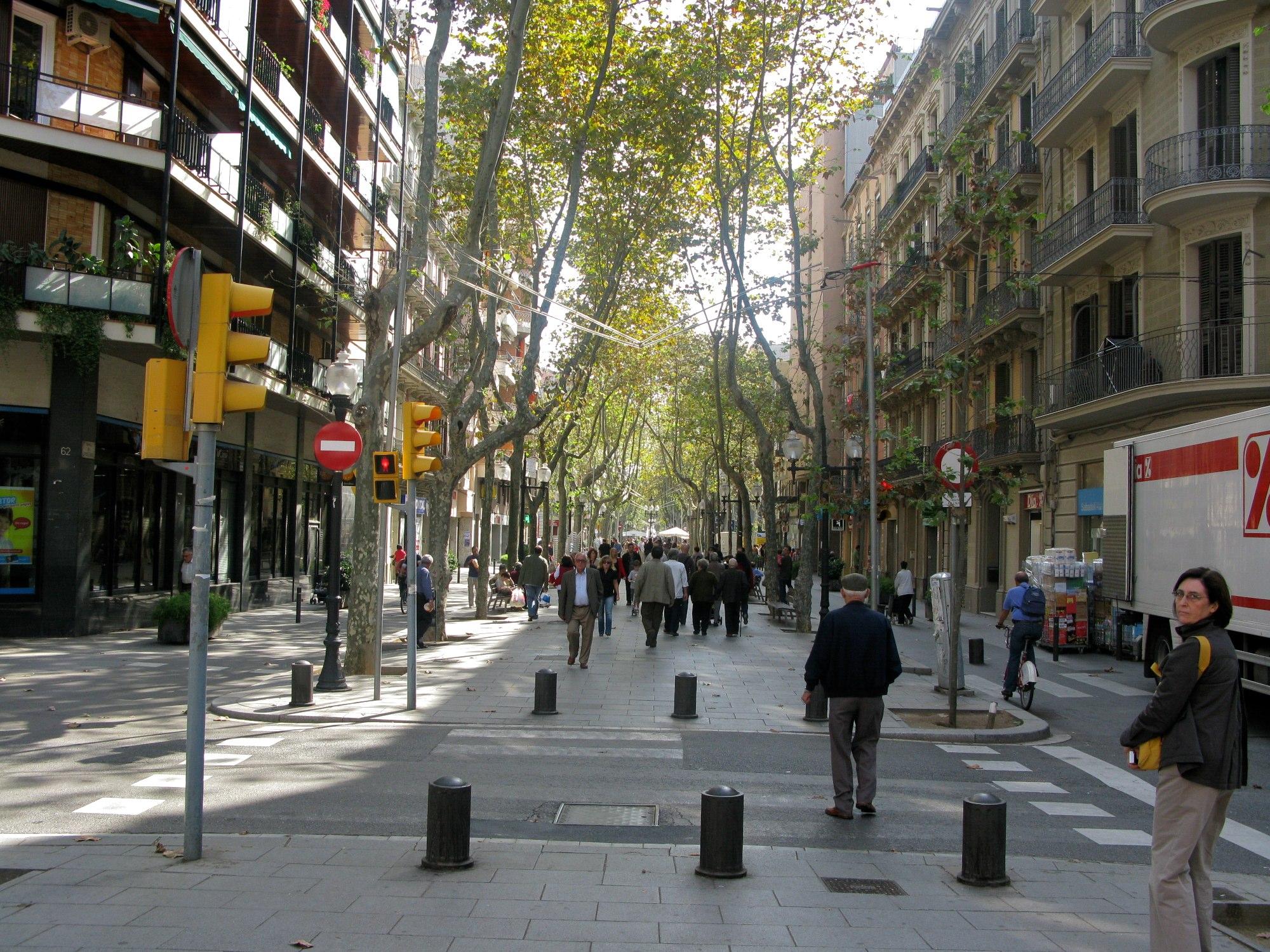 Poblenou in Sant Martí, Barcelona Barcelona-Home