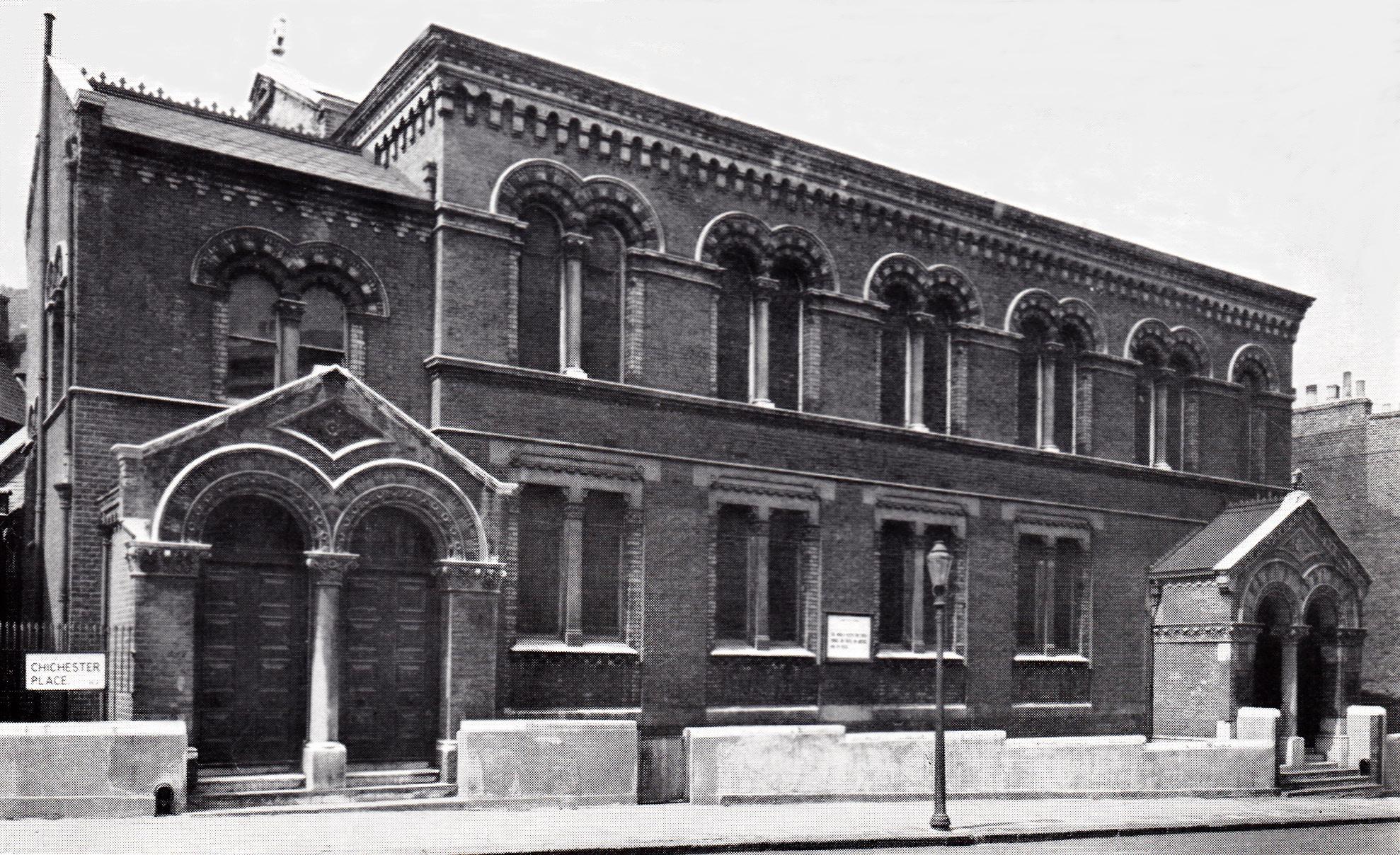 Bayswater Synagogue - Wikipedia