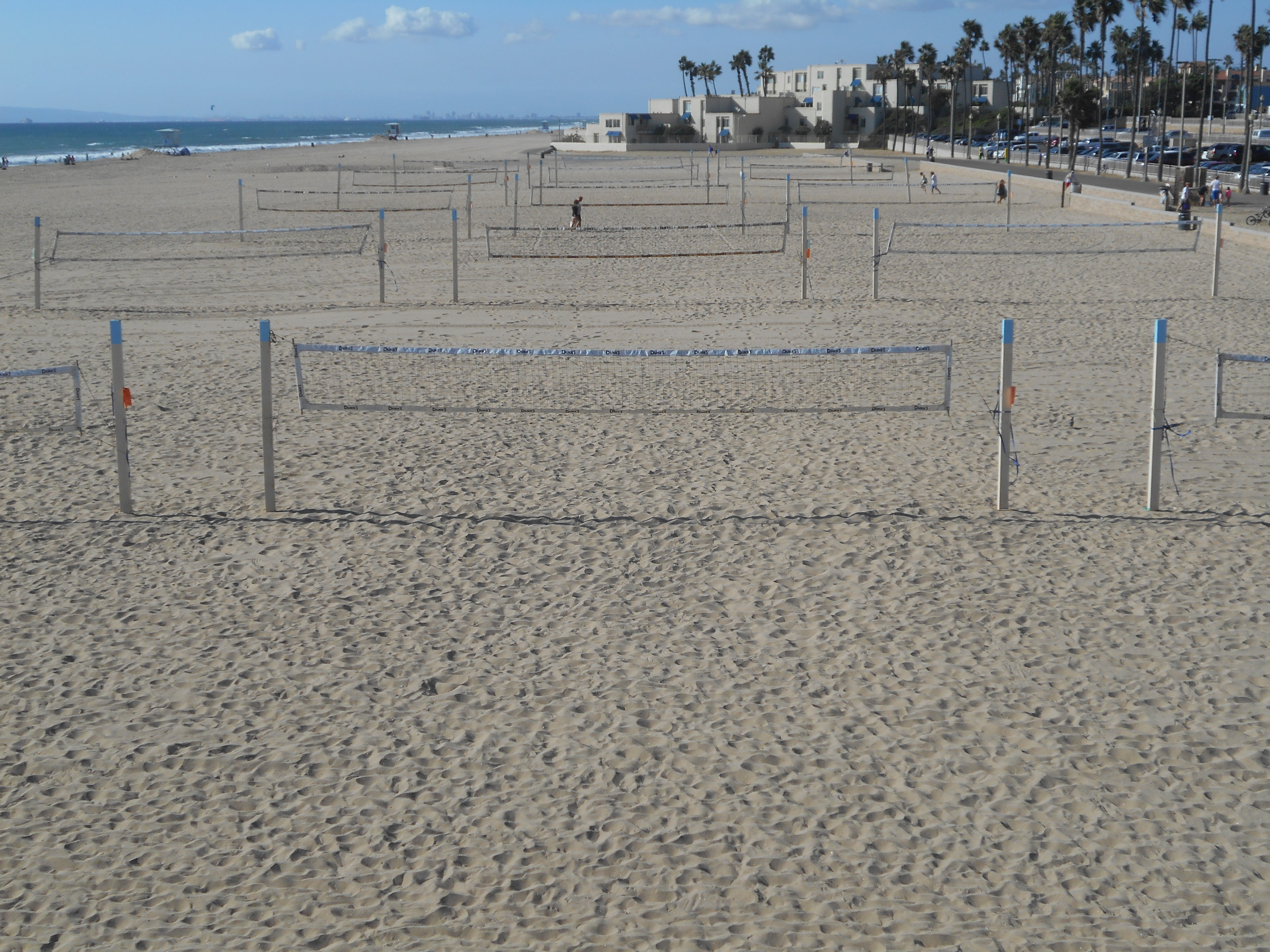 File Beach Volleyball Courts At Huntington 14957689443 Jpg