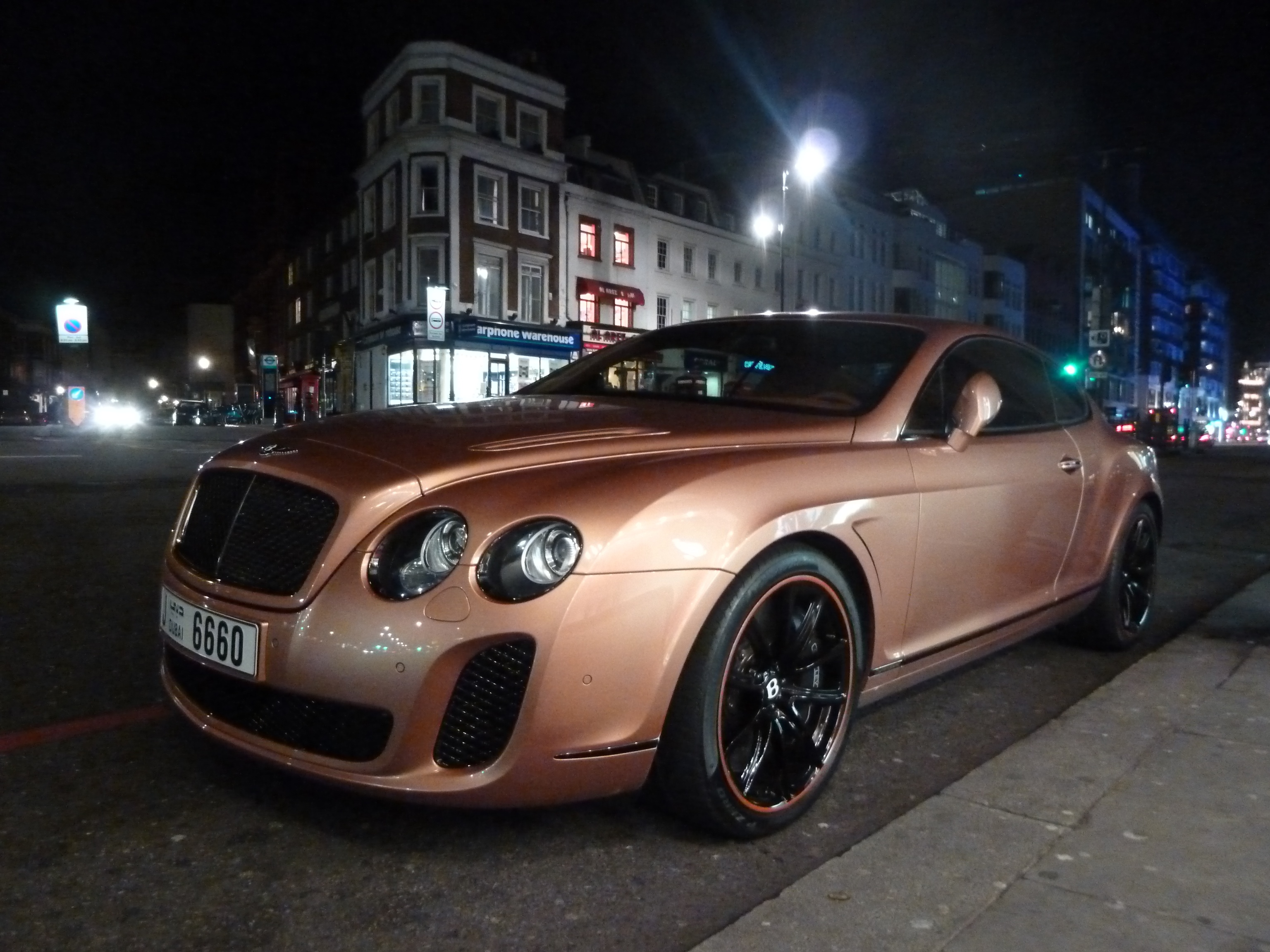 File Bentley Continental Gt Supersport Metal Pink 6537974203 Jpg Wikimedia Commons