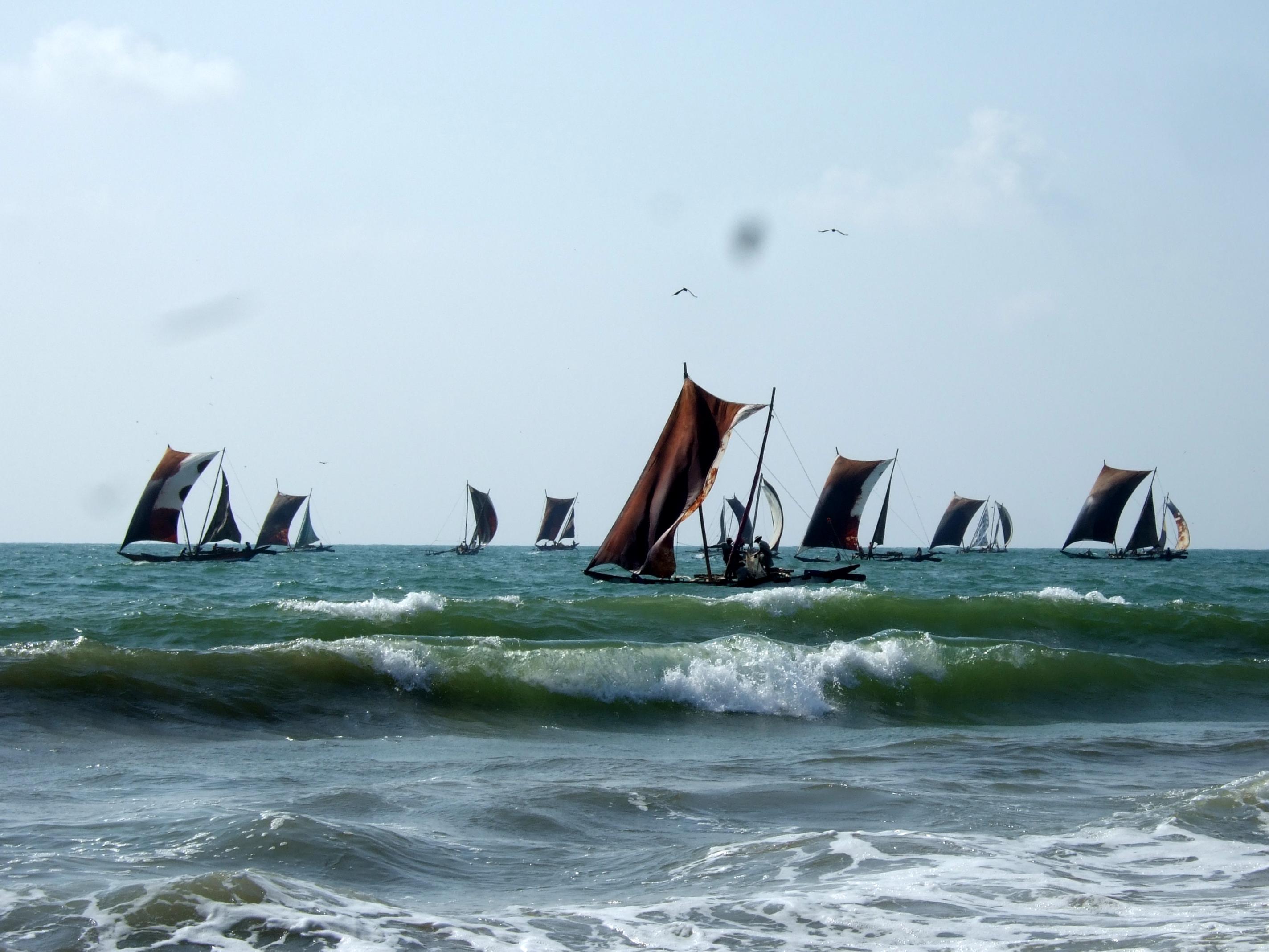 Beaches Near Colombo