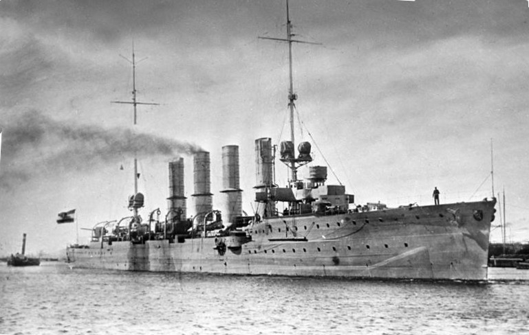 Лёгкий крейсер Бреслау