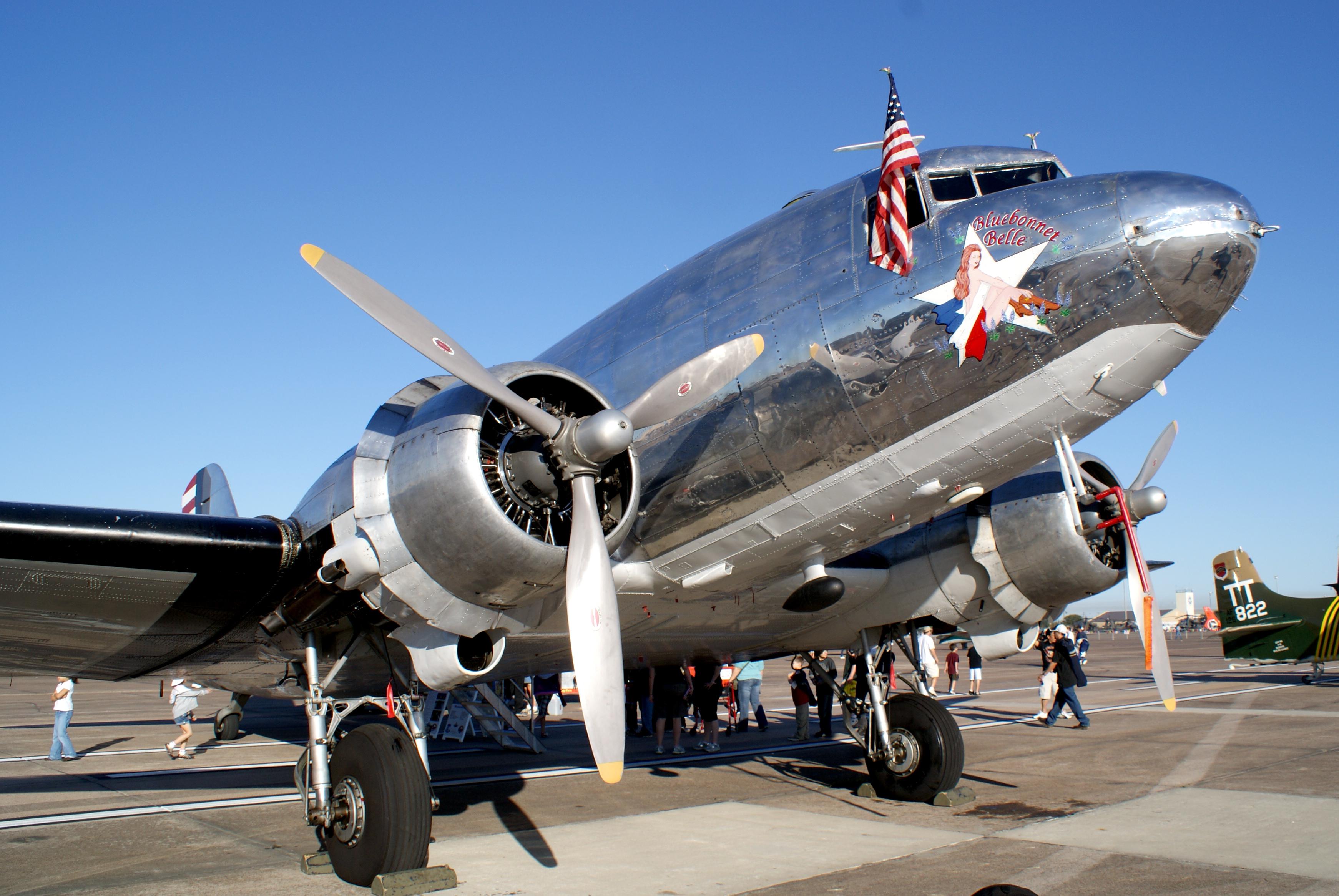 Description C-47B Skyt...