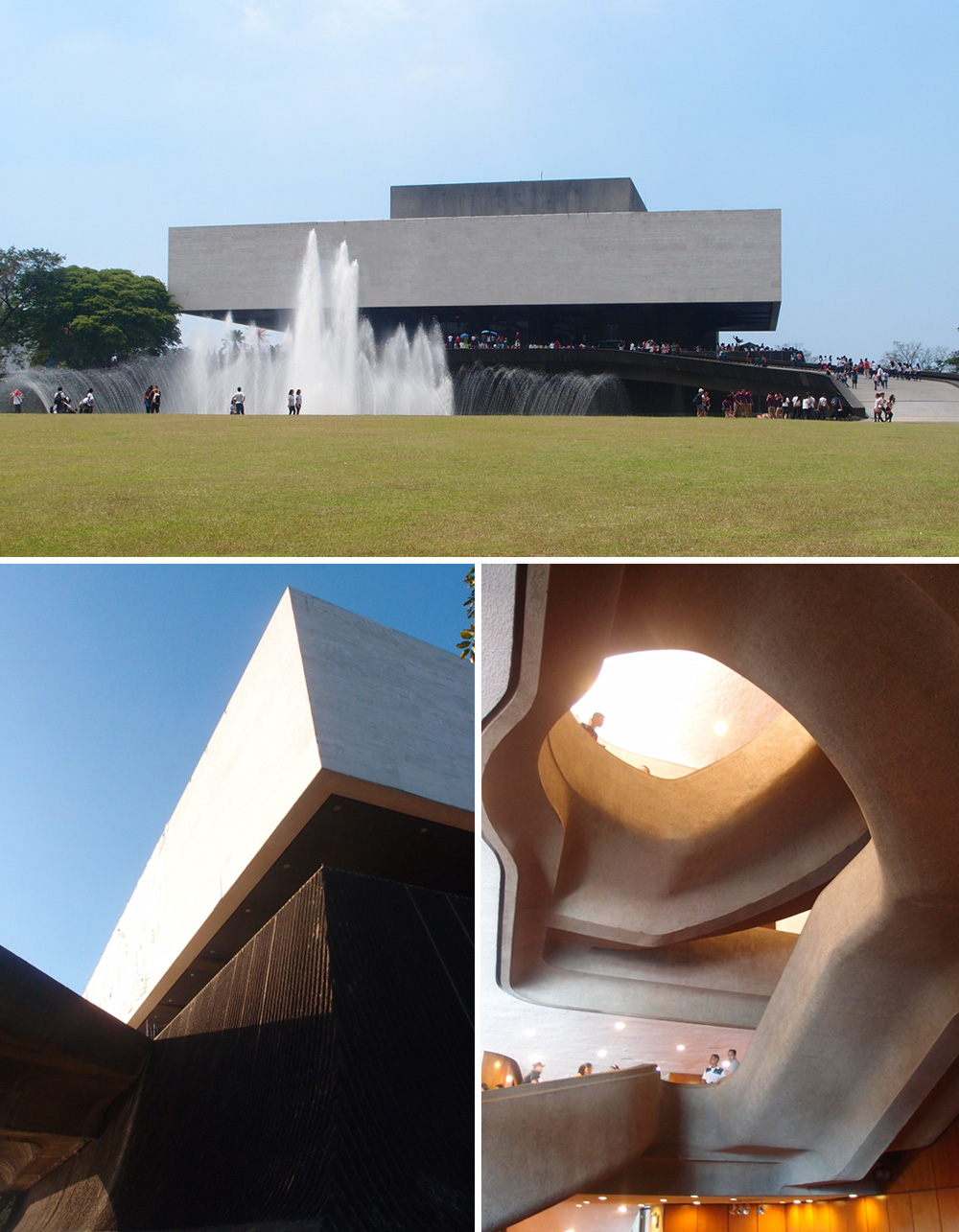 cultural pambansa philippines ccp center tanghalang wikipedia collage national philippine manila architecture artist landmark twenty things important cc credit meets