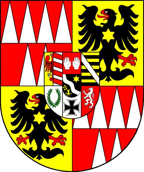 1 Thaler Olmutz 1719 dedicada a la amistad de Emiliano y Caminoalto COA_cardinal_AT_Schrattenbach_Wolfgang_Hannibal