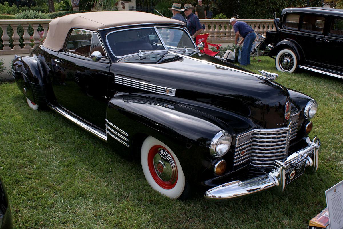 Cadillac Convertible 1941
