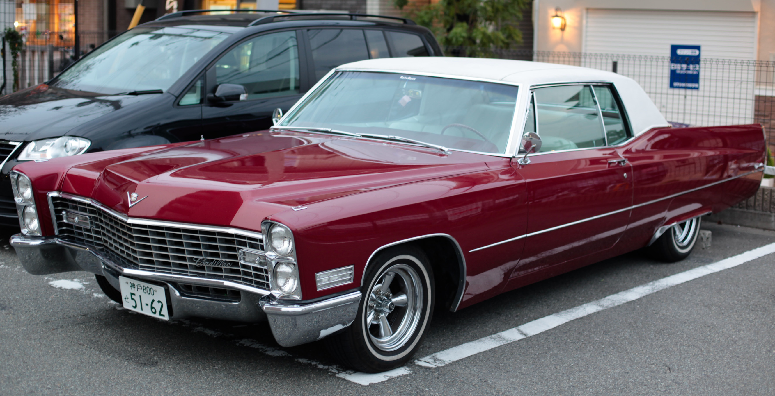 File Cadillac Deville Convertible Jpg Wikimedia Commons