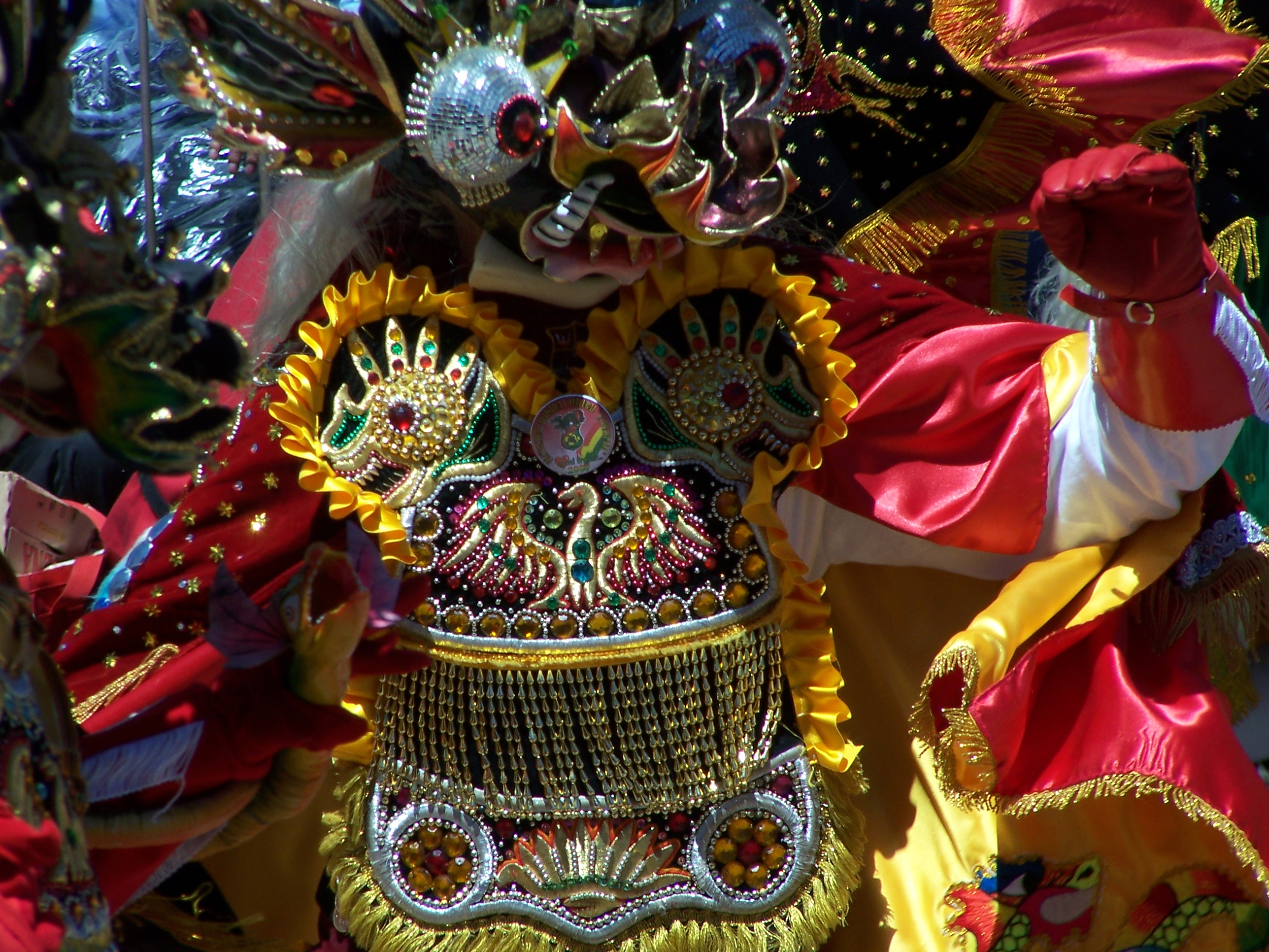 Description Carnaval De Oruro Dia I  61  JPG