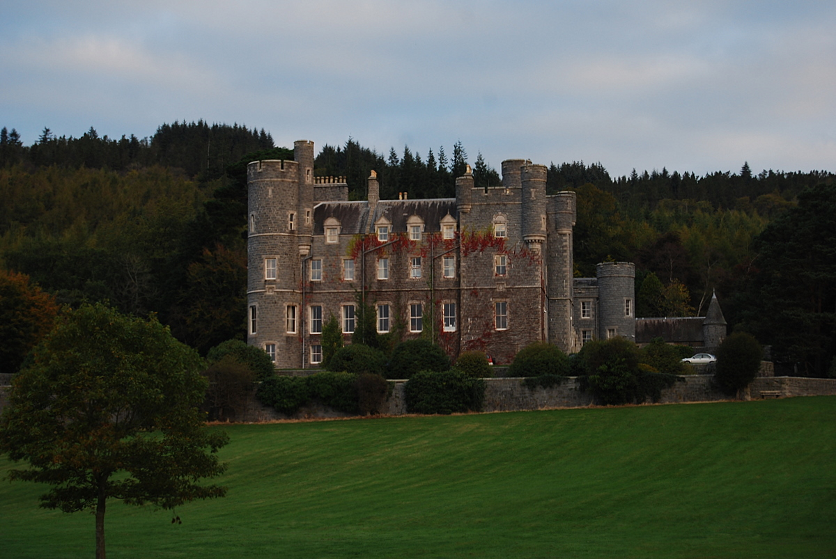 Castlewellan Forest Parks, County Down