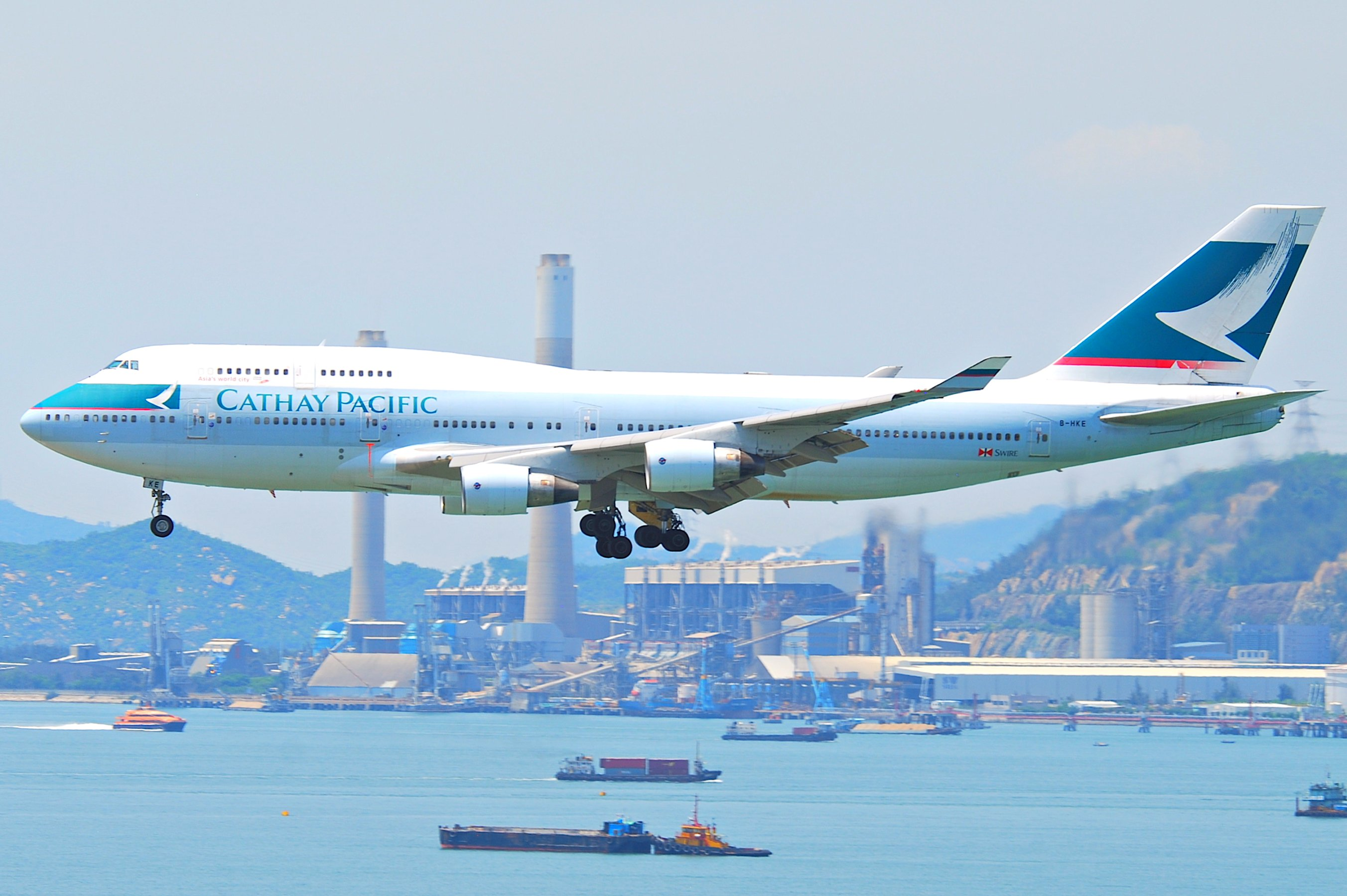 cathay pacific marketing strategy 28032018 the pitch is a key part of cathay's three-year turnaround strategy that demands a transformation of its marketing approach.