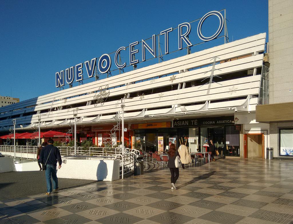 Centro Comercial Nuevo Centro Wikidata