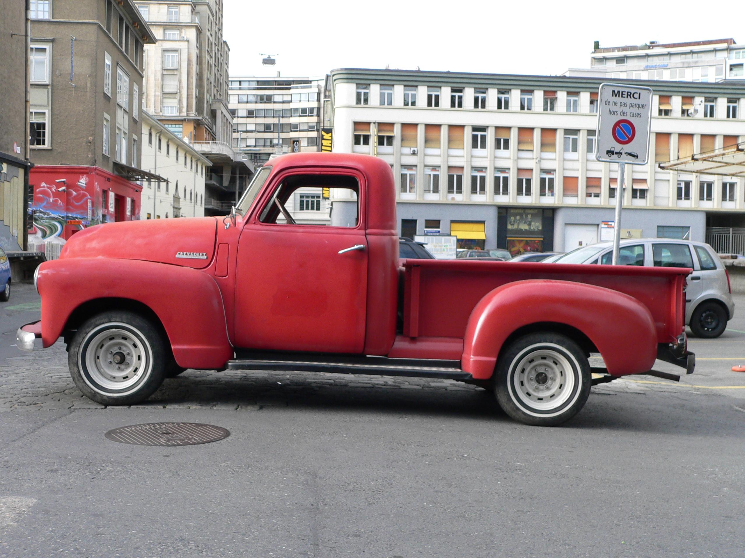 File:Chevrolet-pickup-p1040151.jpg - Wikimedia Commons