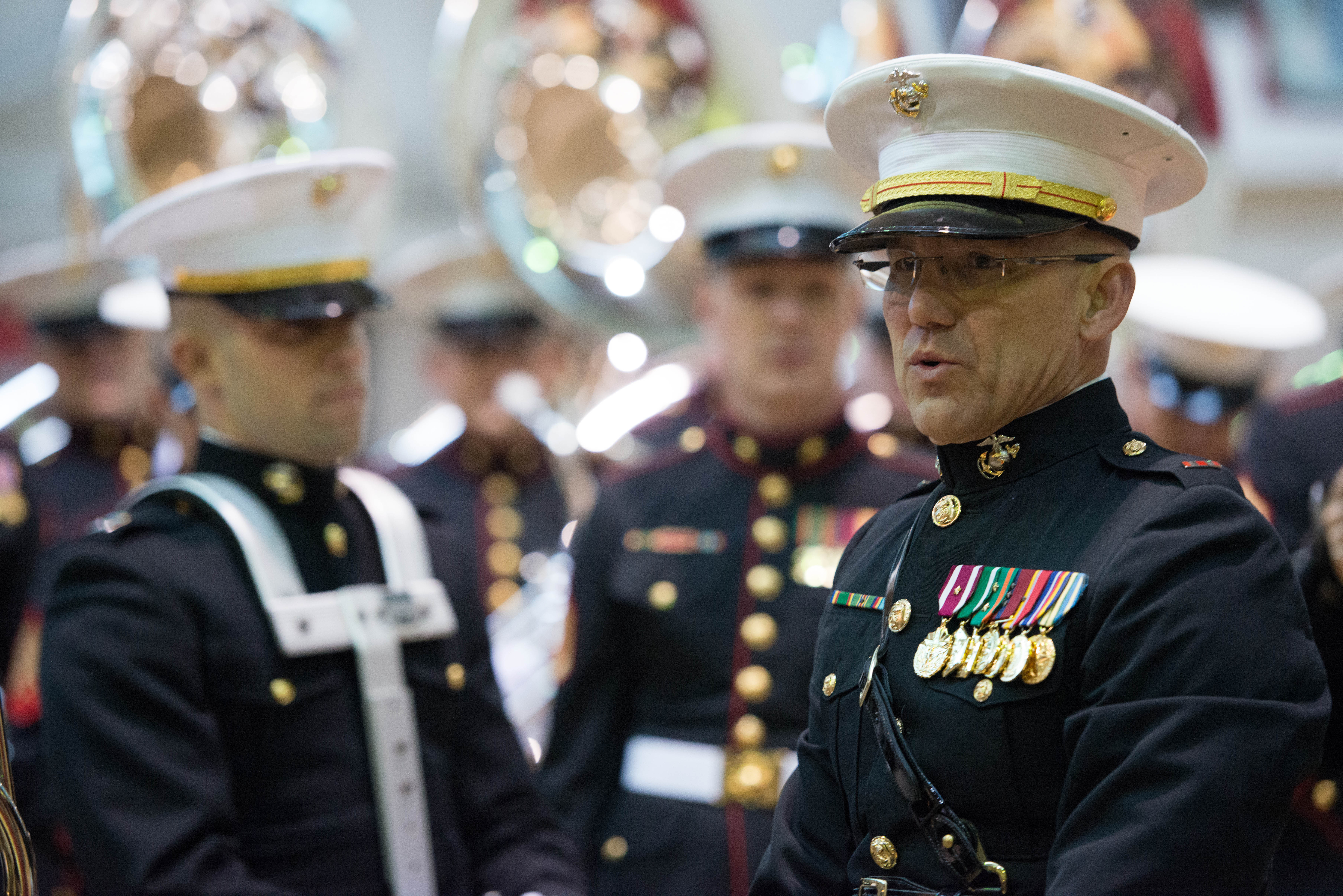File:Chief Warrant Officer 4 Robert Szabo, the director ...