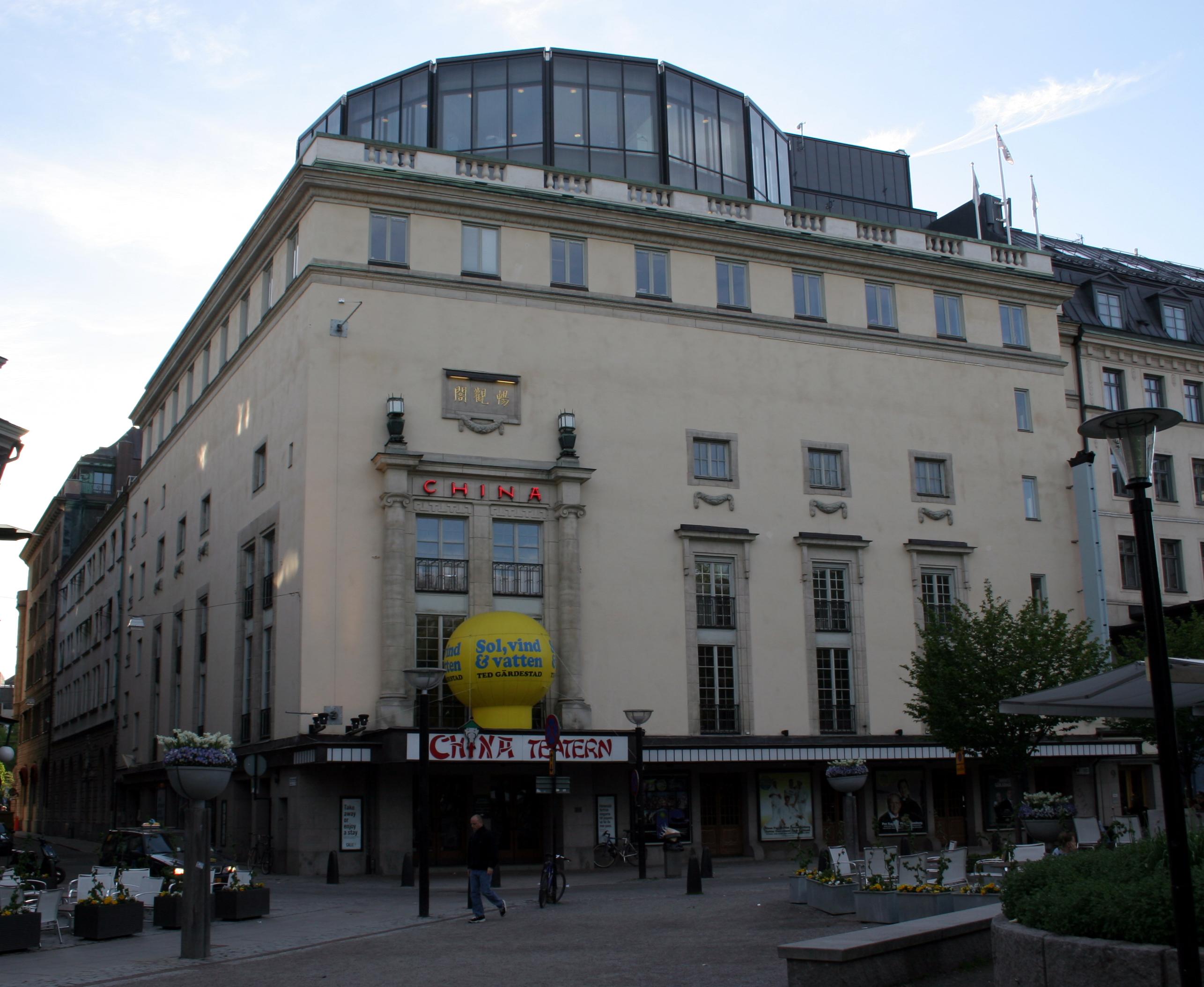 dominerande chinesse underkastelse i Stockholm