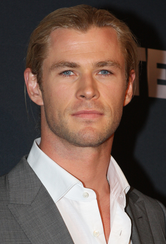 Chris Hemsworth in Syd...