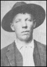 Cole Younger as a younger man