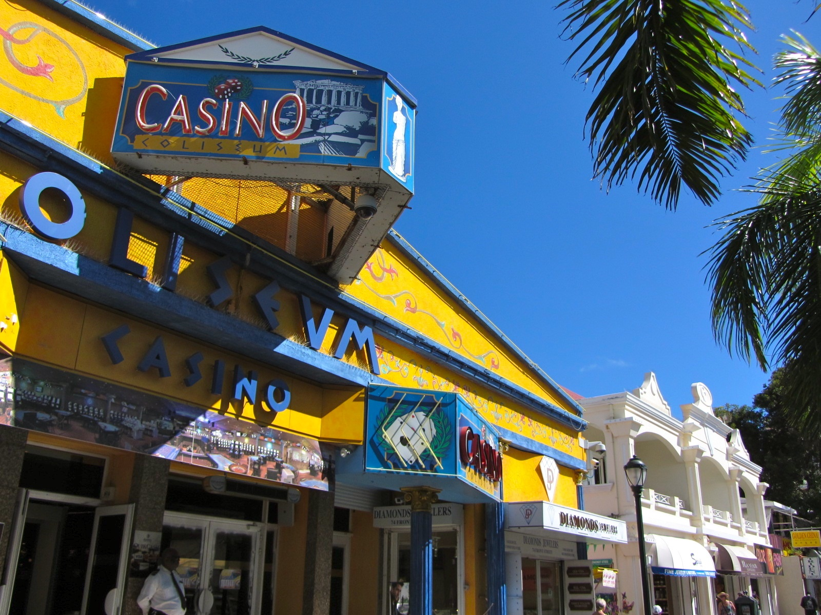 las vegas photos new frontier casino