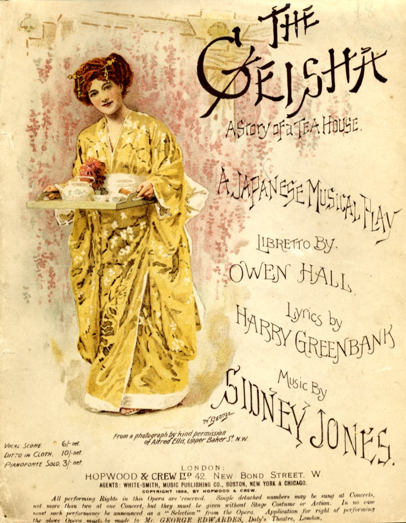 the geisha wikipedia