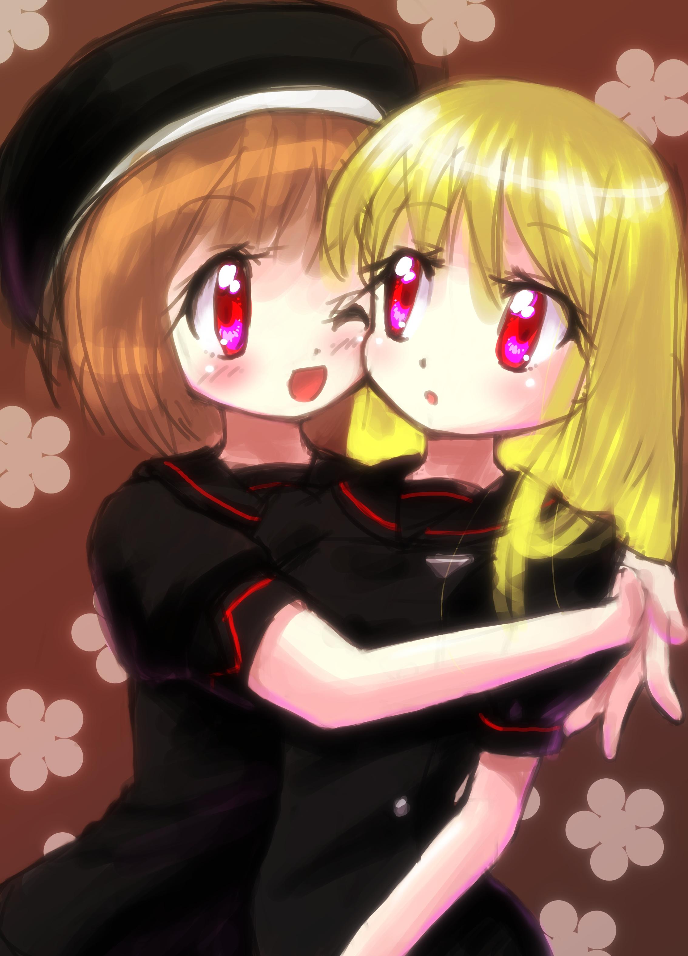 Anime Yuri Hentai Lesbisch