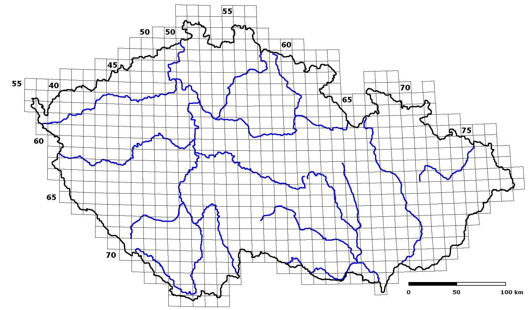 Fileczech republic species distribution map grid blankg wikipedia fileczech republic species distribution map grid blankg gumiabroncs Gallery