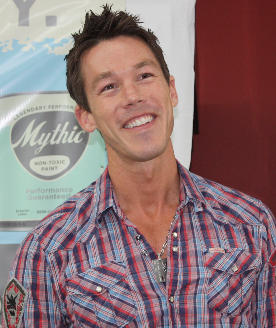 Photo of David Bromstad