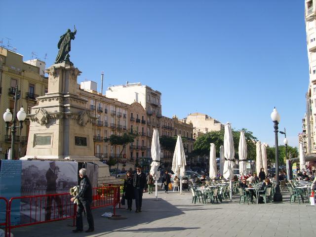 Resultat d'imatges de rambla de Tarragona
