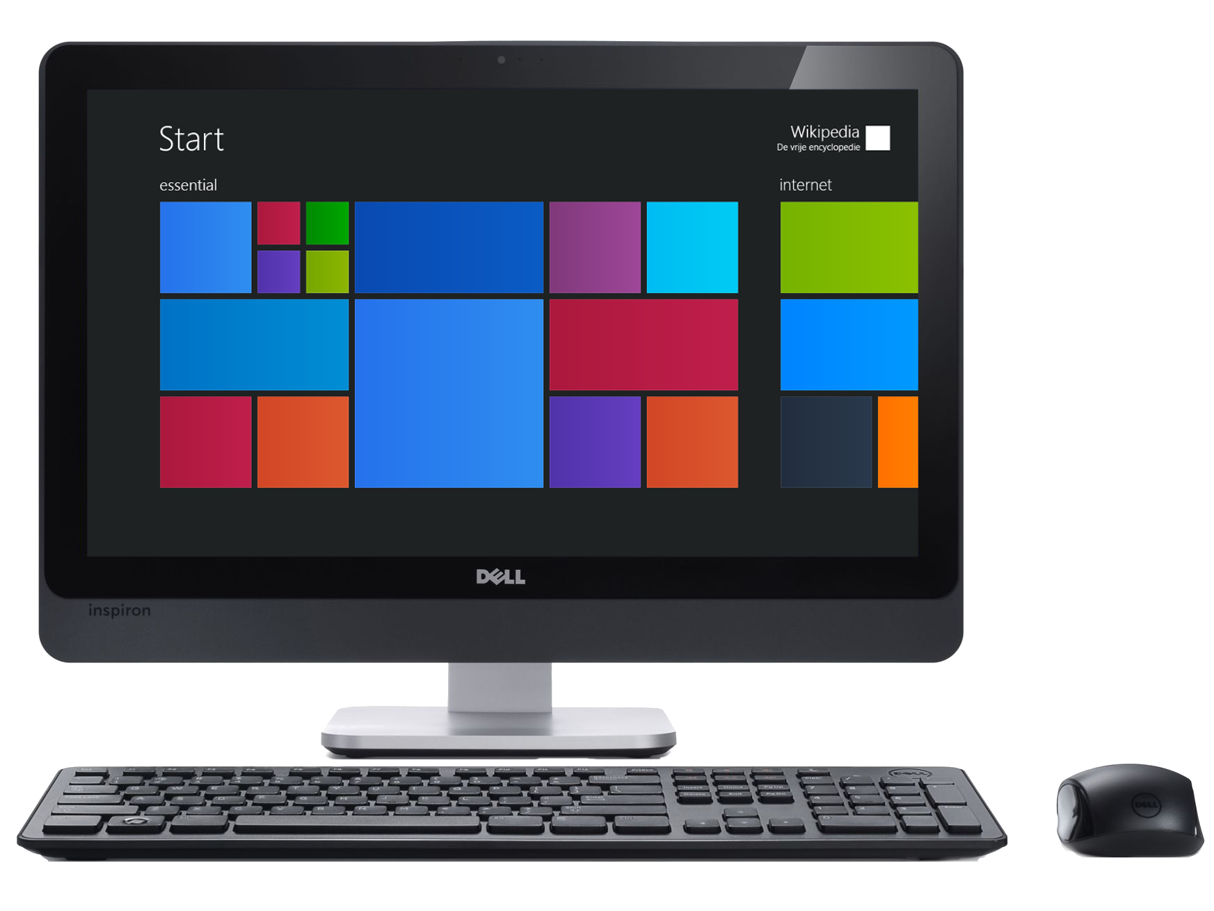 Desktop Touch AIO Desktop PC