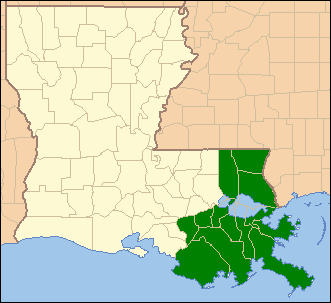 Middle District Of Georgia Map.United States District Court For The Eastern District Of Louisiana