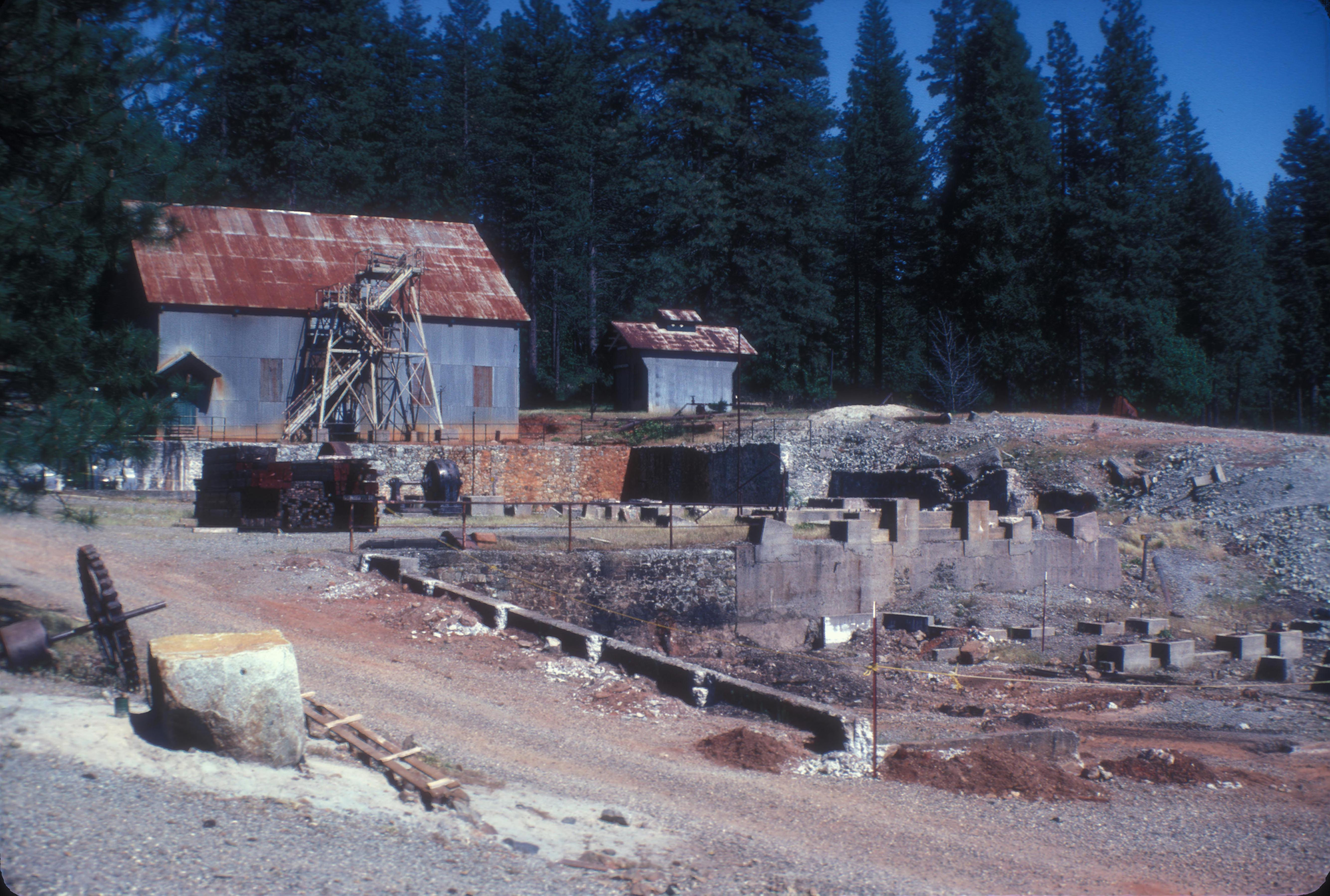 Old California Mining Company Restaurant San Marcos