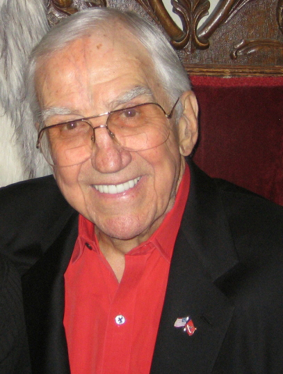 2005 picture of Ed McMahon