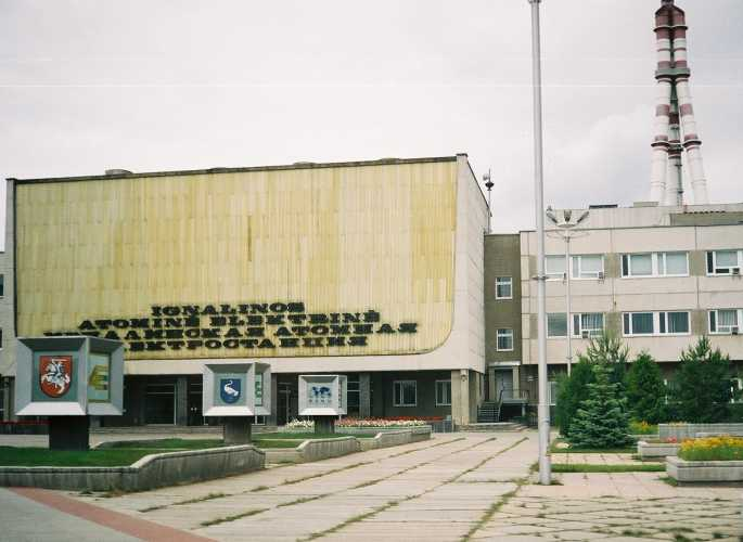 Ignalina Nuclear Power Plant - Wikipedia
