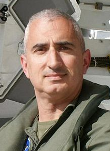 Art Tomassetti US Marine Corps officer and test pilot