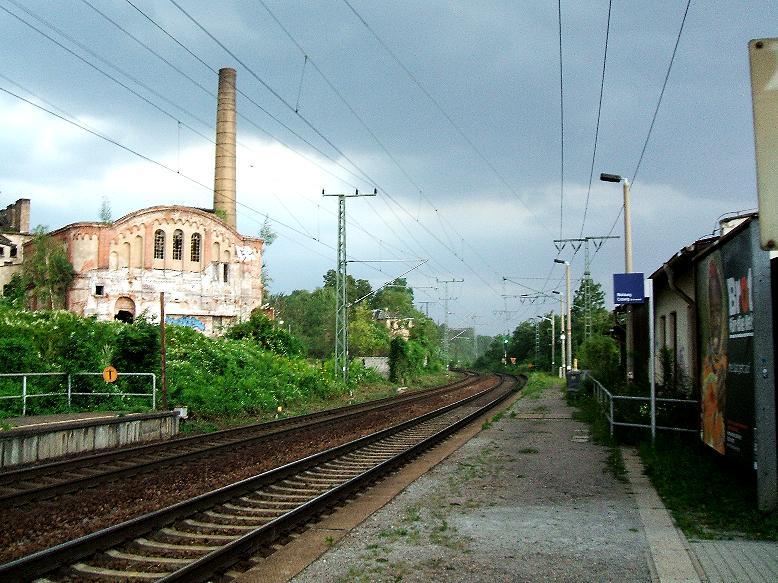 Dresden cotta railway station wikipedia for Berlin to dresden train