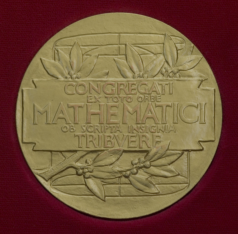 Fields Medal - Wikipedia