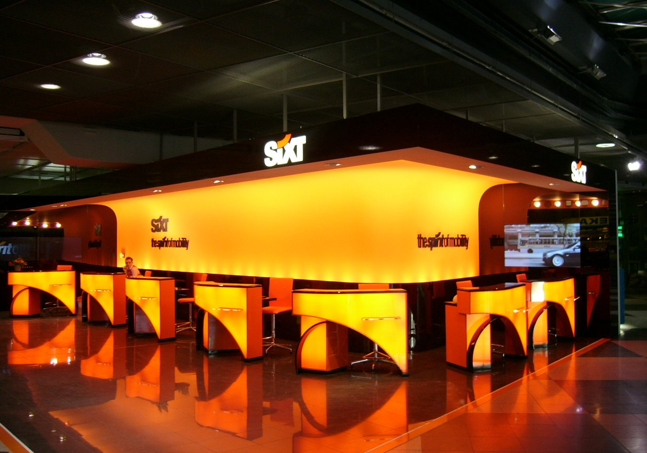 Sixt Rental Car Dubai Airport