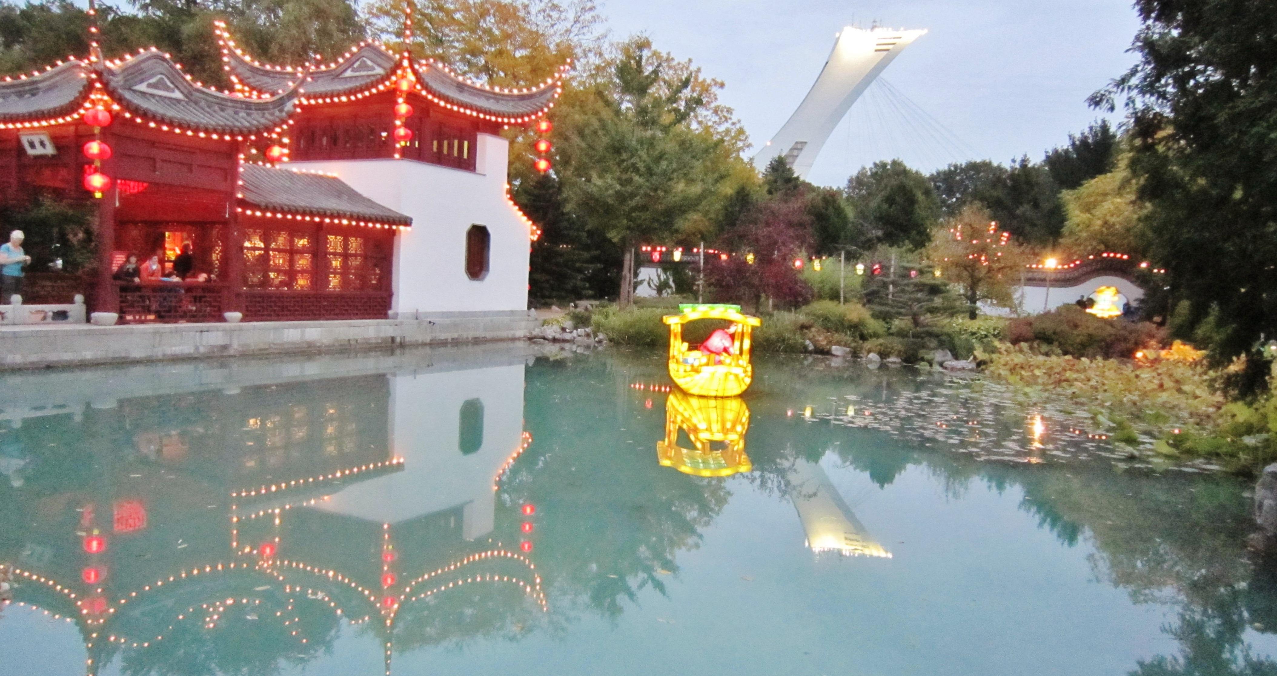 File Fin de journée au jardin Chinois du Jardin Botanique de