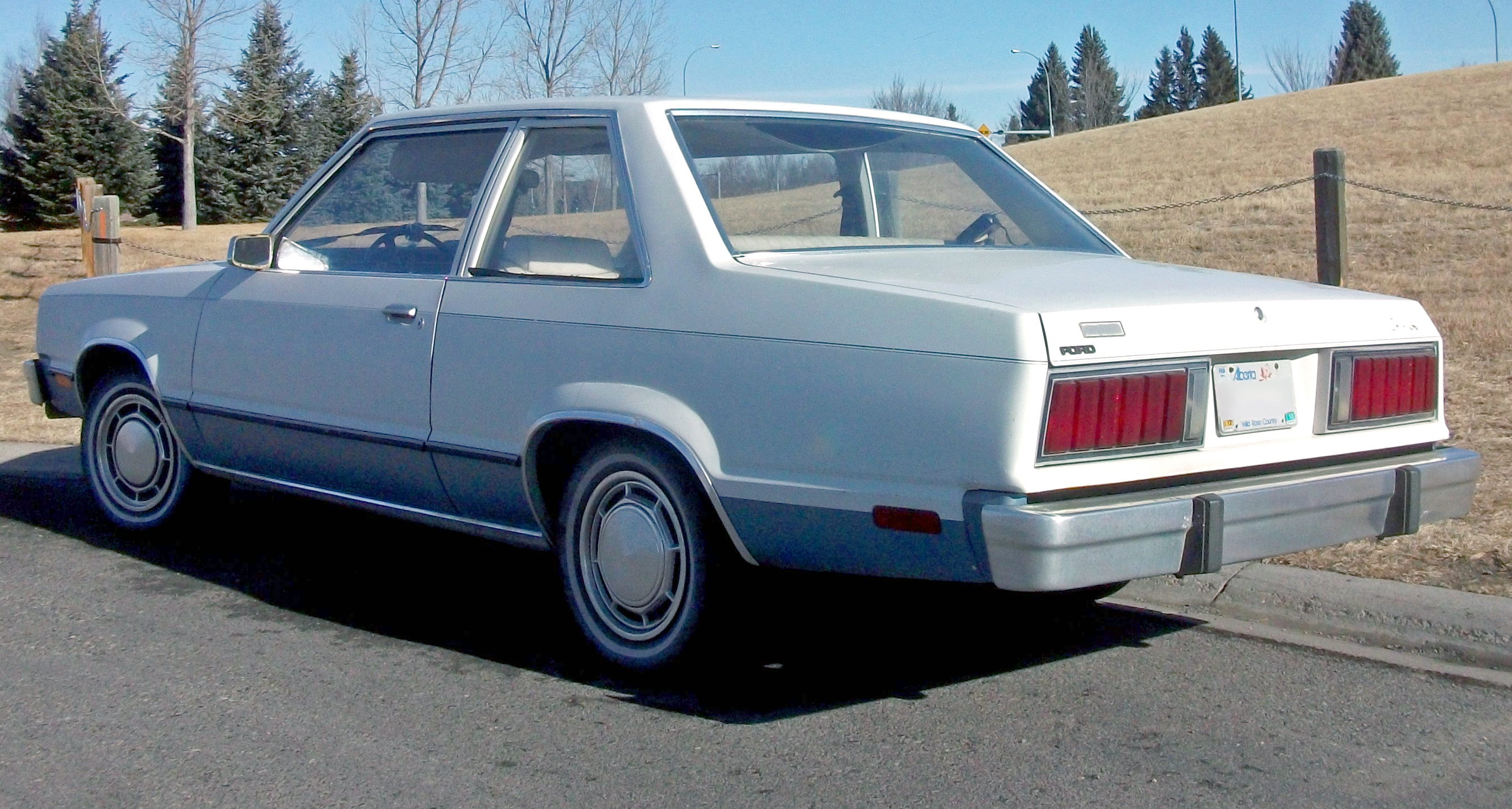 Ford fairmont wikiwand