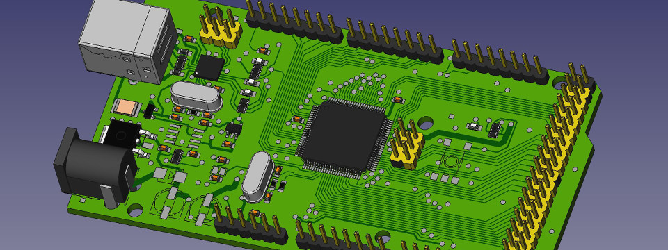 File:Freecad screenshot -- Arduino (Eagle import).jpg - Wikimedia ...