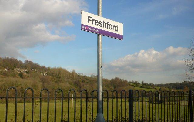 Freshford Station - geograph.org.uk - 1775141