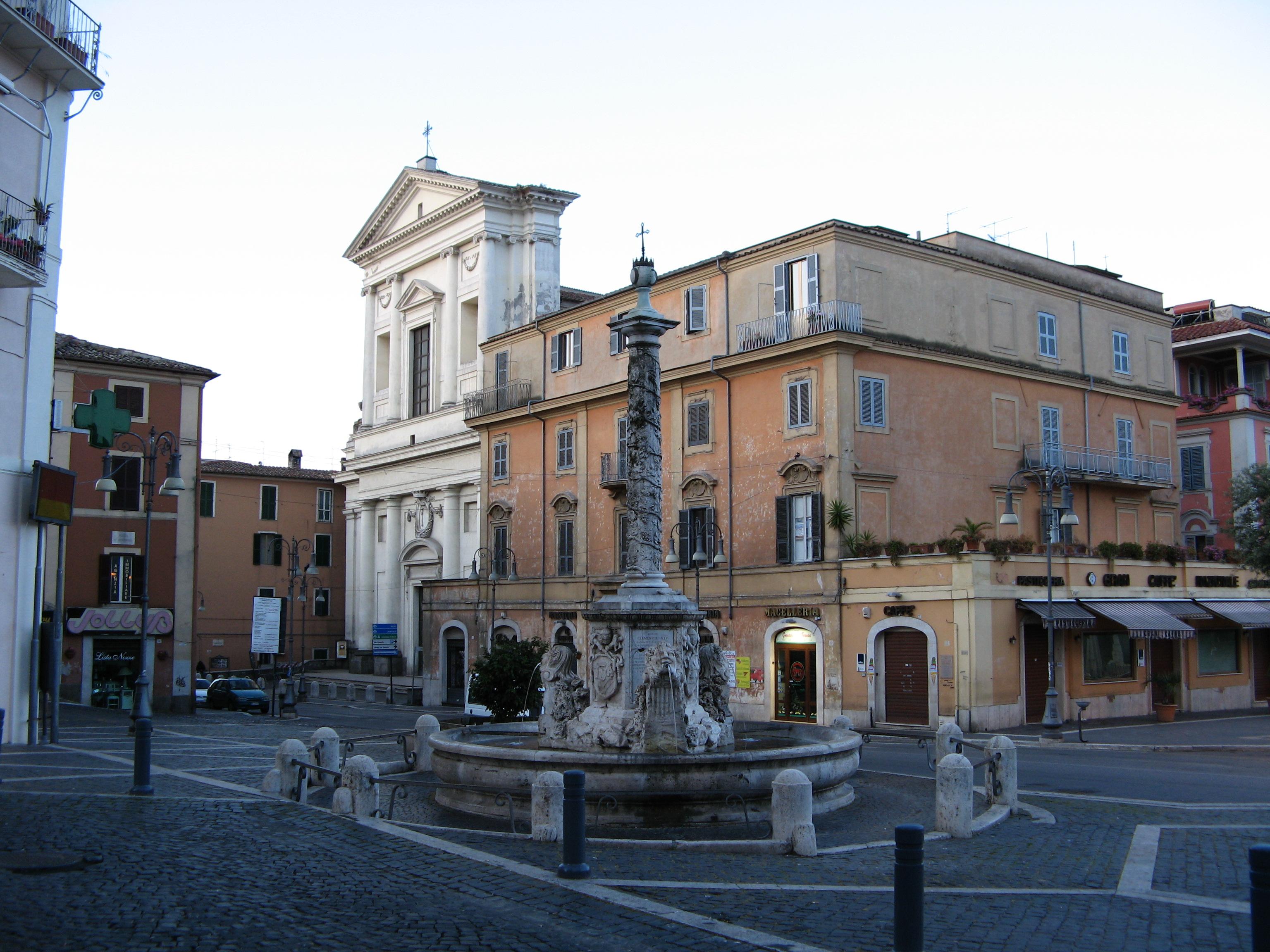 Villa Via Della Pigna Genazzano