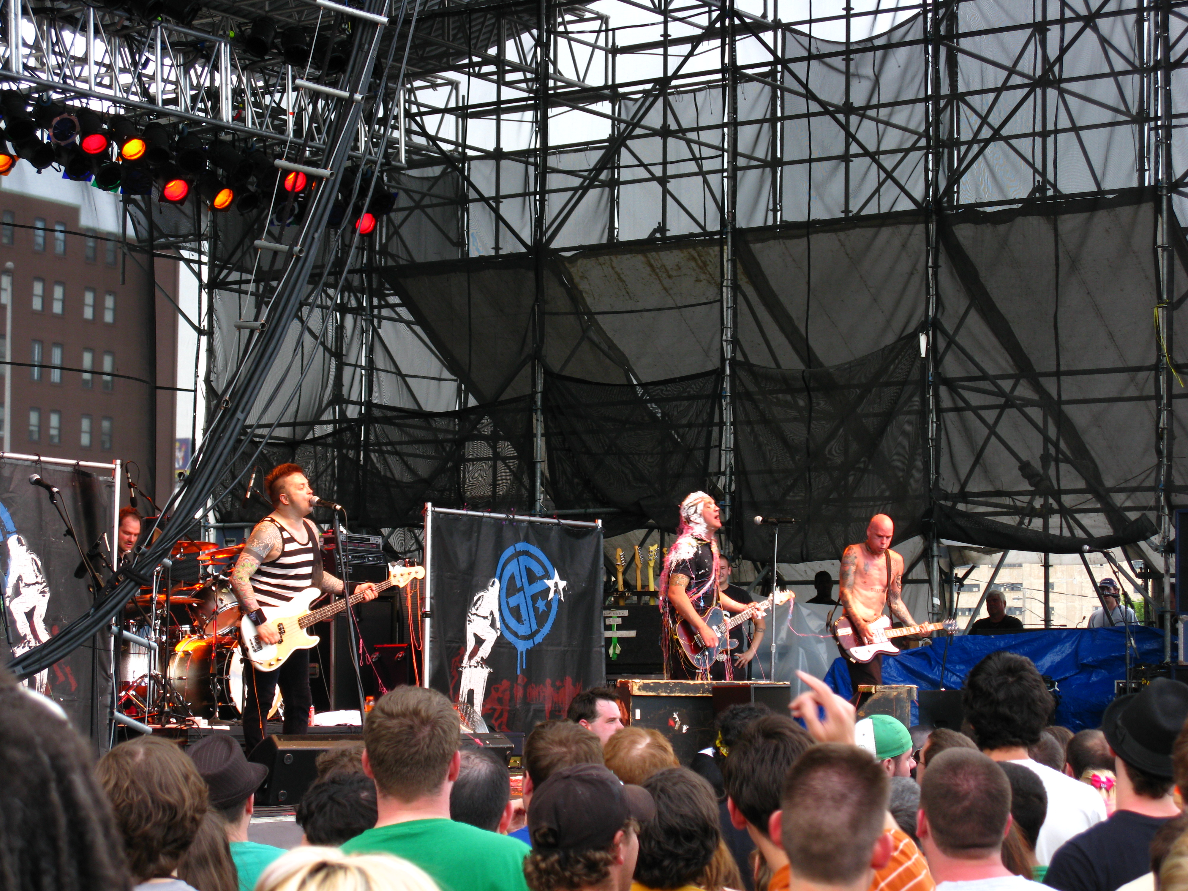 Rock for animal rights 2018