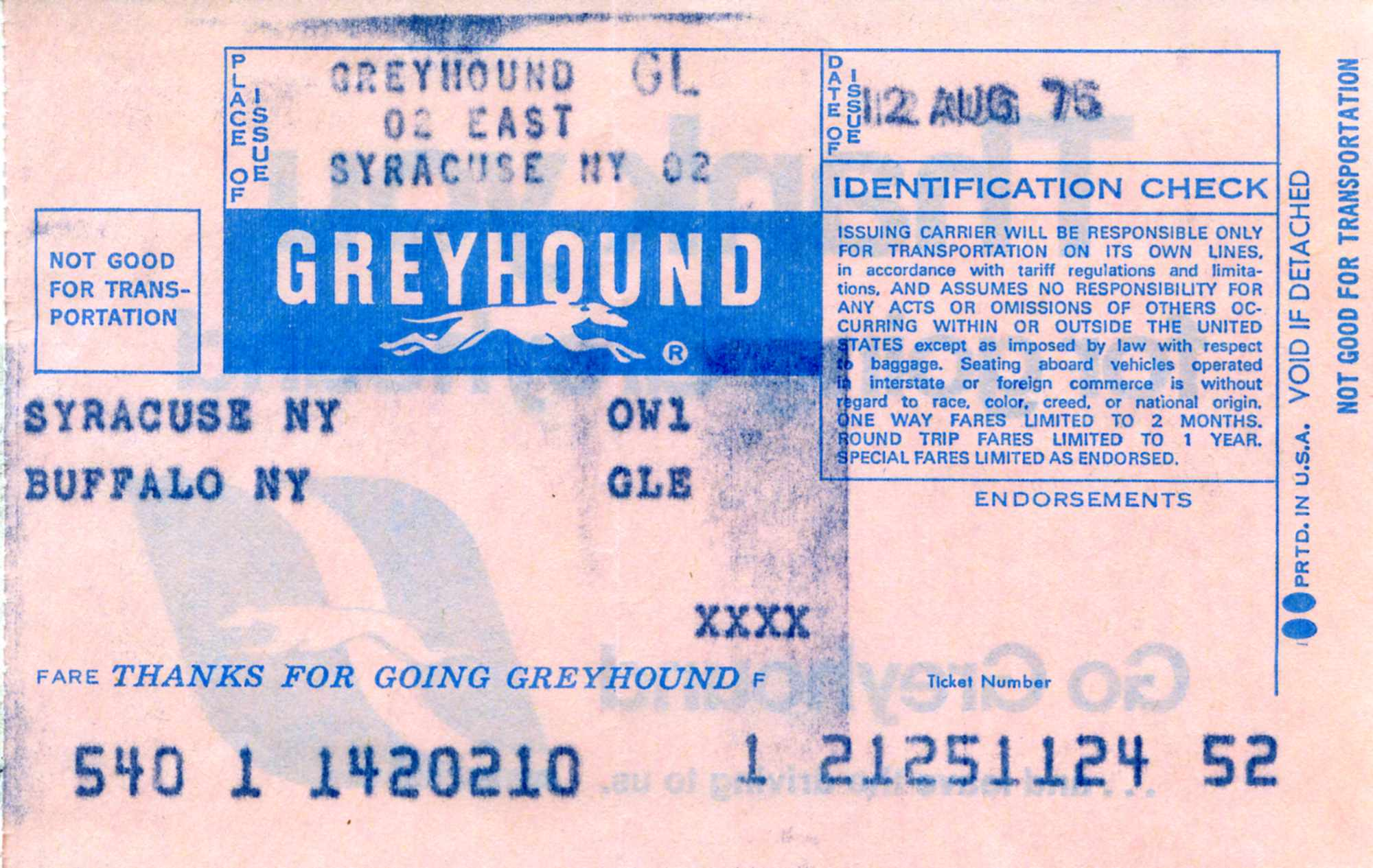 With gas prices ever on the increase, people are looking for alternative ways to travel long distances. Fortunately, there is a solution – Greyhound tickets.