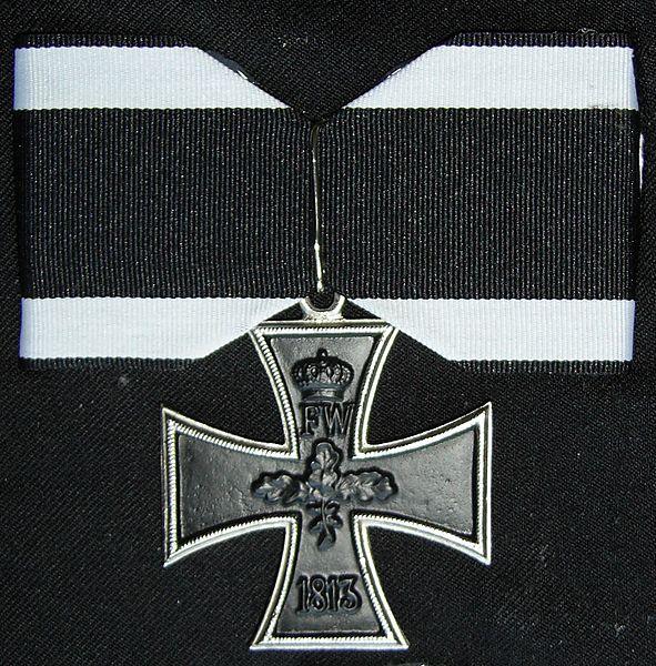 Bestand:Grootkruis uit 1813 IJzeren Kruis.jpg