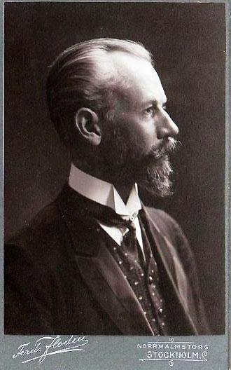 Gustaf Lagerheim