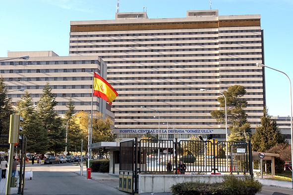 Hospital central de la defensa g mez ulla wikipedia la - Tejidos madrid en sevilla ...