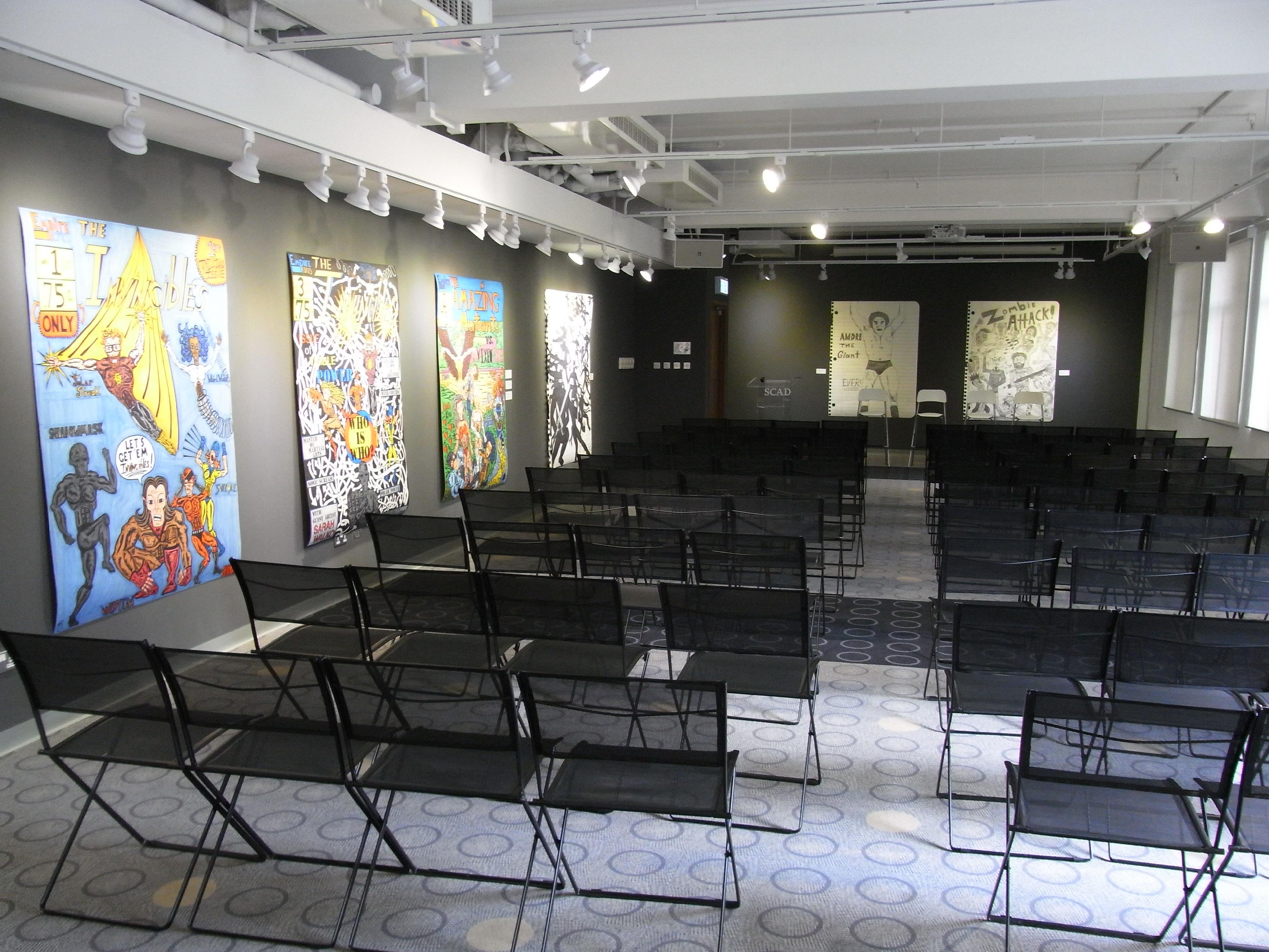 File:HK 292 Tai Po Road 薩凡納藝術設計學院 SCAD Seminar Room