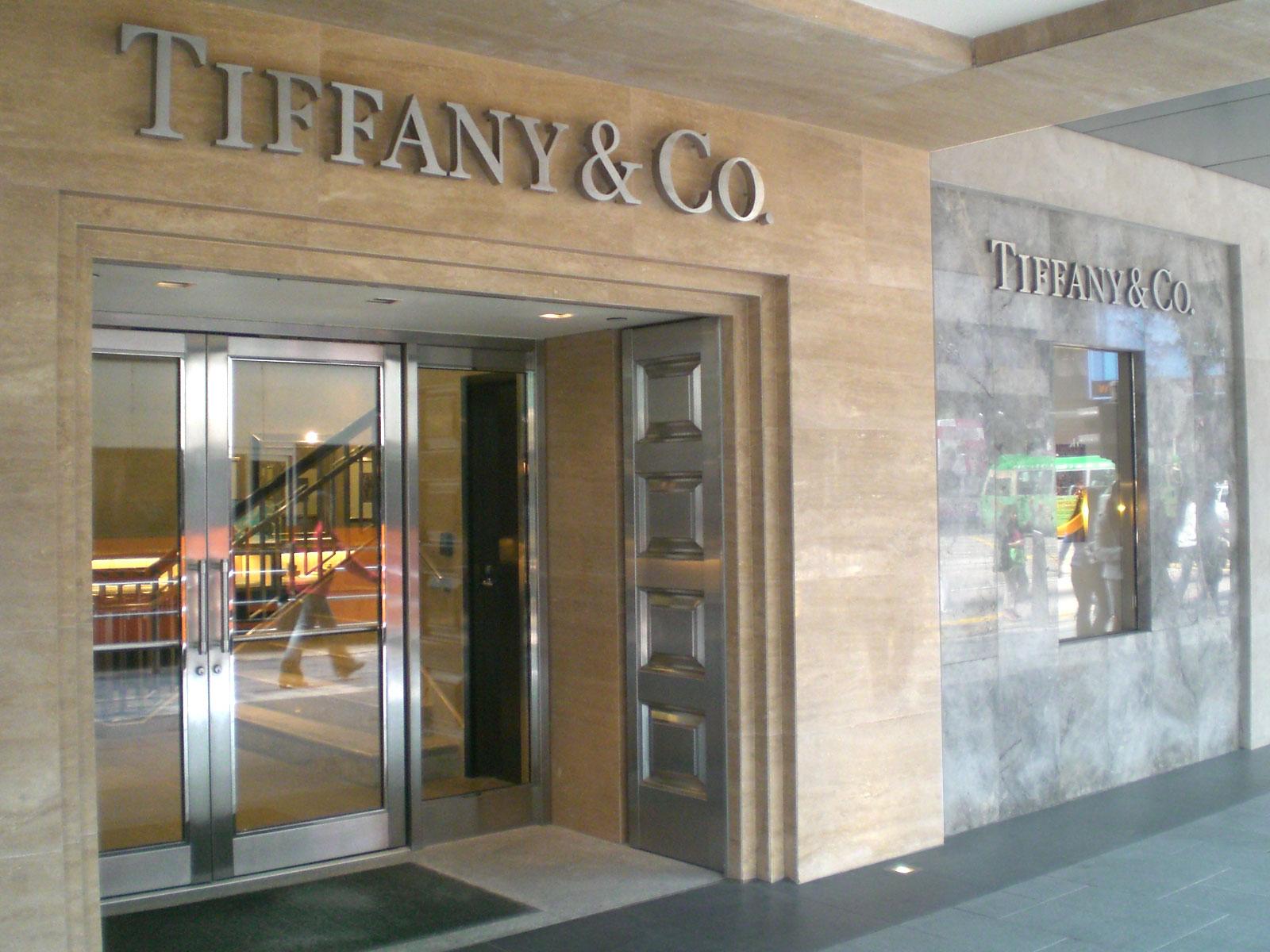 Tiffany Ring Size Chart: HK Central Landmark Mall Tiffany 6 Co a.jpg - Wikimedia Commons,Chart