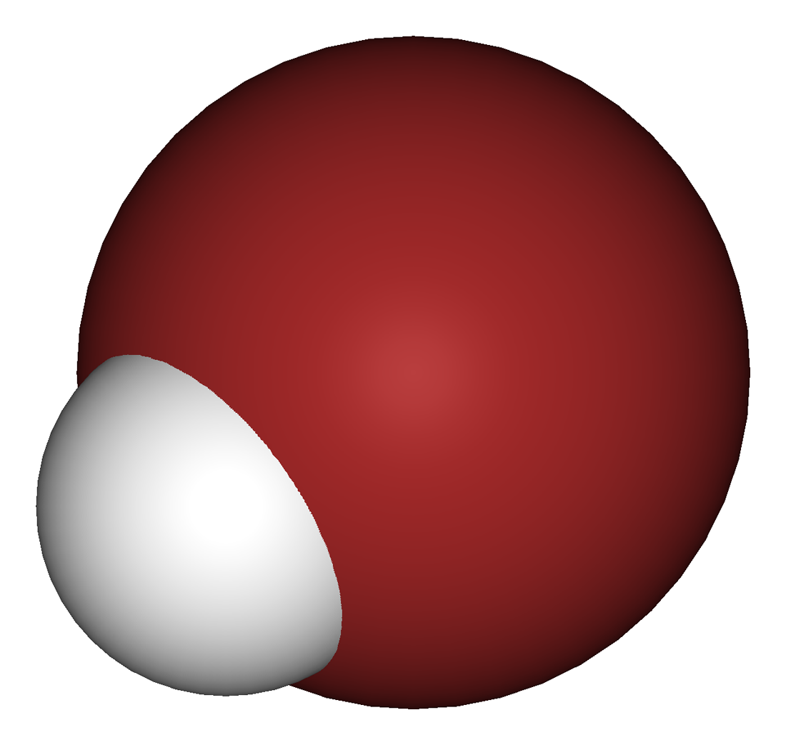 Is Hydrogen Bromide A Gas At Room Temperature