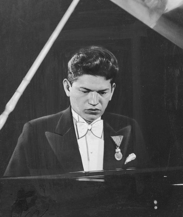 Les grands interprètes de Chopin Imre_Ungar